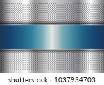 abstract background with... | Shutterstock .eps vector #1037934703