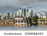 london  uk   october 17th  2017 ... | Shutterstock . vector #1038088453