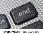 end keyboard buttons   Shutterstock . vector #1038603523