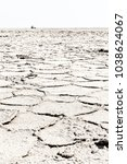 Small photo of abstract background texture of the desert of salt in africa ethiopia danakil region of afar concept of wilderness and danger place with car
