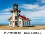 point cabrillo light station... | Shutterstock . vector #1038680593