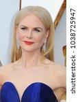 Small photo of Nicole Kidman at the 90th Annual Academy Awards held at the Dolby Theatre in Hollywood, USA on March 4, 2018.
