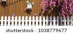 spring scene   the tree of...   Shutterstock . vector #1038779677