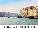 venice  italy   january 06 ... | Shutterstock . vector #1038805453