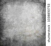 old dark grunge background | Shutterstock . vector #1038850753