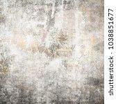 old dark grunge background   Shutterstock . vector #1038851677