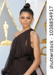 zendaya at the 90th annual... | Shutterstock . vector #1038854917