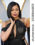 Small photo of Taraji P. Henson at the 90th Annual Academy Awards held at the Dolby Theatre in Hollywood, USA on March 4, 2018.