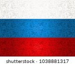 russia symbol decoration... | Shutterstock .eps vector #1038881317