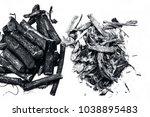 close up of ayurvedic herb... | Shutterstock . vector #1038895483