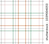 tartan traditional checkered... | Shutterstock .eps vector #1039004053