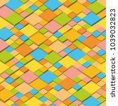 summer. abstract vector... | Shutterstock .eps vector #1039032823