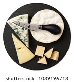 different sorts of cheese | Shutterstock . vector #1039196713