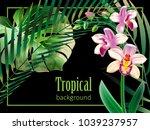 realistic detailed illustration ... | Shutterstock .eps vector #1039237957