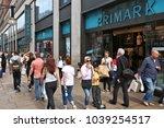 london  uk   july 7  2016 ... | Shutterstock . vector #1039254517