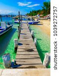 isla mujeres. mexico  november...   Shutterstock . vector #1039272757