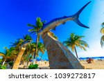 isla mujeres. mexico  november...   Shutterstock . vector #1039272817