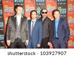 Постер, плакат: The Backstreet Boys at