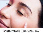 botox face  face model close up ...   Shutterstock . vector #1039280167