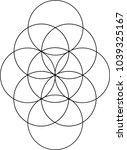 venn diagram pattern   Shutterstock .eps vector #1039325167