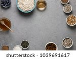 ingredients for cooking... | Shutterstock . vector #1039691617