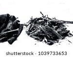 close up of ayurvedic herb... | Shutterstock . vector #1039733653