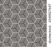 vector seamless stripes pattern.... | Shutterstock .eps vector #1040027647