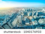 asia business concept for real... | Shutterstock . vector #1040176933