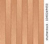 brown wooden planks texture.... | Shutterstock .eps vector #1040269453