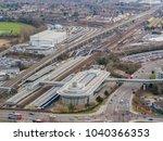 ashford  kent  uk  march 06... | Shutterstock . vector #1040366353