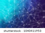 purple and blue background... | Shutterstock . vector #1040411953