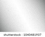 abstract halftone wave dotted... | Shutterstock .eps vector #1040481937