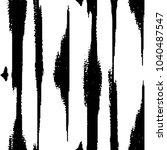 abstract grunge grid stripe... | Shutterstock .eps vector #1040487547
