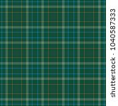 tartan traditional checkered... | Shutterstock .eps vector #1040587333