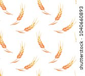 vector seamless pattern... | Shutterstock .eps vector #1040660893
