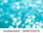 blur beautiful nature summer... | Shutterstock . vector #1040722273
