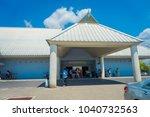 krabi  thailand   february 02 ... | Shutterstock . vector #1040732563