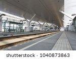 salzburg  austria   march 03 ... | Shutterstock . vector #1040873863