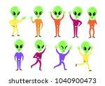 vector illustration set of... | Shutterstock .eps vector #1040900473