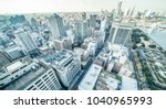asia business concept for real... | Shutterstock . vector #1040965993