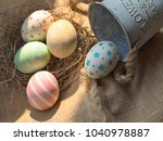 Painted And Decorated Easter...