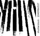 black and white grunge stripe... | Shutterstock .eps vector #1040986537
