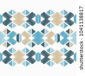 ethnic boho seamless pattern.... | Shutterstock .eps vector #1041138817