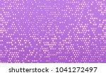 falling pixels. pixel abstract... | Shutterstock .eps vector #1041272497