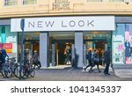 brighton and... | Shutterstock . vector #1041345337