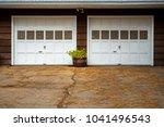 interesting doorway entrys | Shutterstock . vector #1041496543