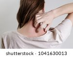 close up view of woman... | Shutterstock . vector #1041630013