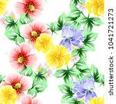abstract elegance seamless...   Shutterstock .eps vector #1041721273