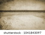 old photo beautiful seashore... | Shutterstock . vector #1041843097