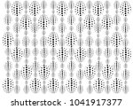 abstract gemetric circle... | Shutterstock .eps vector #1041917377